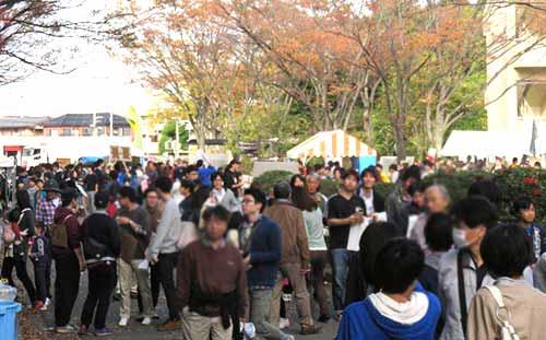 埼玉大学むつめ祭